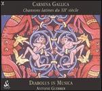 Carmina Gallica: Chansons latines du XIIe siècle