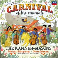 Carnival - Adam Walker (flute); Adrian Spillett (xylophone); Alasdair Malloy (harmonica); Aminata Kanneh-Mason (violin);...
