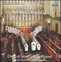 Carols from New College - Howard Moody (organ); New College Choir, Oxford (choir, chorus)