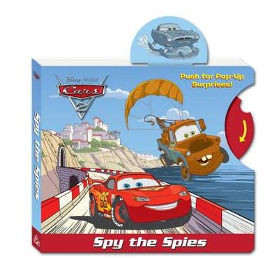 Cars 2: Spy the Spies - Random House Disney (Creator)