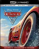 Cars 3 [Includes Digital Copy] [4K Ultra HD Blu-ray/Blu-ray]