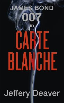 Carte Blanche - Deaver, Jeffery
