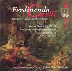 Carulli: Works for Guitar and Fortepiano - Robert Hill (fortepiano); Sonja Prunnbauer (guitar)