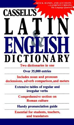 Cassell's Concise Latin-English, English-Latin Dictionary - Simpson, D P