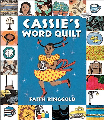 Cassie's Word Quilt (Paperback) -