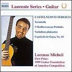 Castelnuovo-Tedesco: Works For Guitar