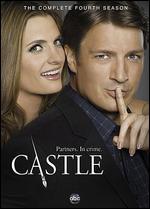 Castle: The Complete Fourth Season [5 Discs] -