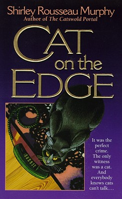 Cat on the Edge: A Joe Grey Mystery - Murphy, Shirley Rousseau