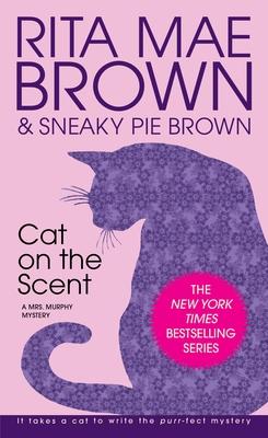 Cat on the Scent - Brown, Rita Mae