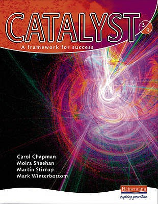 Catalyst 3 Red Student Book - Chapman, Carol, and Sheehan, Moira, and Stirrup, Martin