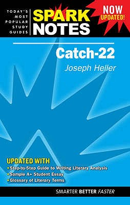"""""""Catch-22"""" - Heller, Joseph, and SparkNotes (Editor)"""