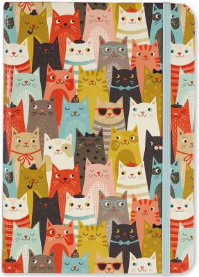 Cats Journal (Diary, Notebook) - Peter Pauper Press, Inc (Creator)