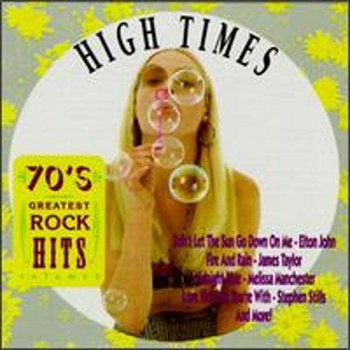 Details about 70's Greatest Rock Hits, Vol  3: High Times by Various  Artists: Used