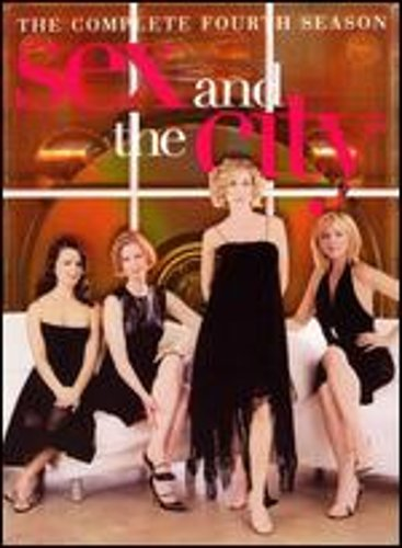 Sex And The City The Complete Fourth Season 3 Discs -1733