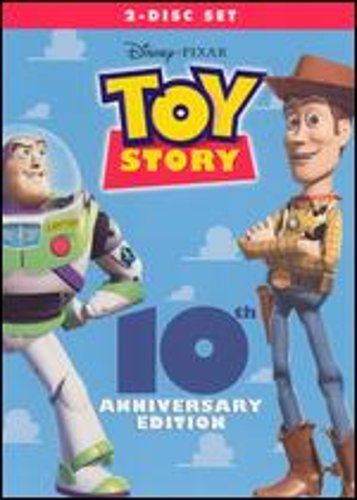 Toy Story [10th Anniversary Edition] [2 Discs] by John Lasseter: New