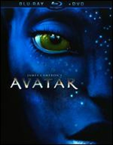 Avatar [2 Discs] [Blu-ray/DVD] by James Cameron: Used