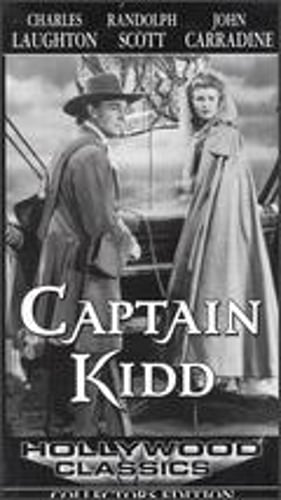 Captain Kidd by Rowland V. Lee: New