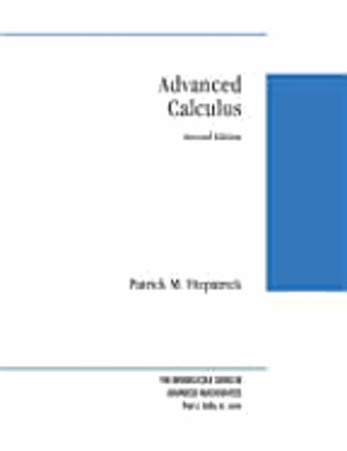 advanced calculus by brooks cole publishing company new rh ebay com Super Advanced Calculus Advanced Calculus Problems