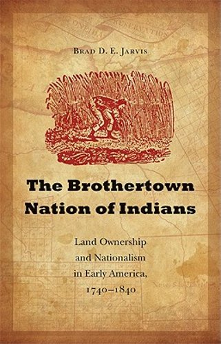 The Brothertown Nation Of Indians Land Ownership And border=