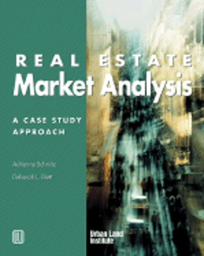 Details about Real Estate Market Analysis by Adrienne Schmitz: Used