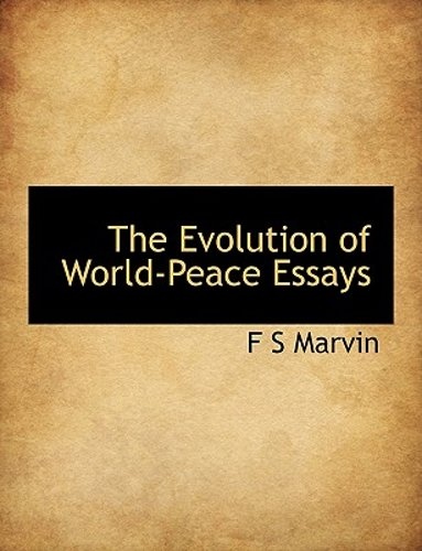 World peace essays