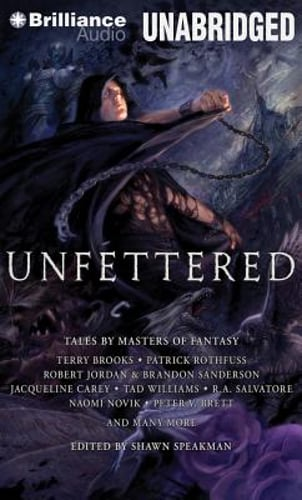 Unfettered-Tales-by-Masters-of-Fantasy-by-Speakman-New
