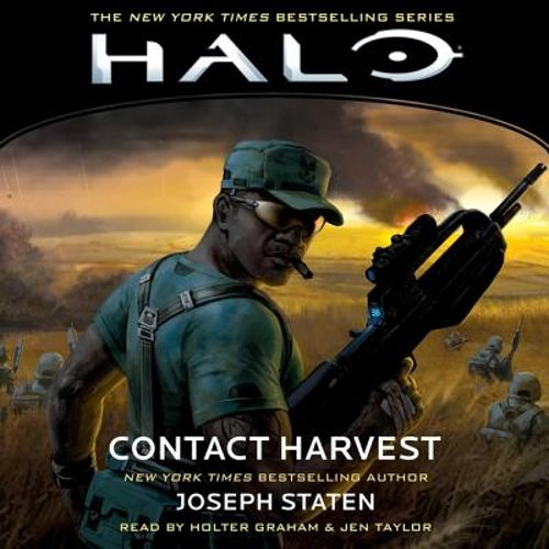 Halo  Contact Harvest By Joseph Staten  New Audiobook 9781508284574