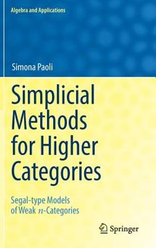 Simplicial Methods for Higher Categories: Segal-type Models