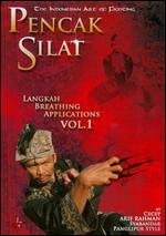 Cecep Arif Rahman: Pencak Silat - Breathing Applications, Vol. 1