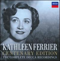 Centenary Edition: The Complete Decca Recordings - Ambrose Gauntlett (viola da gamba); Ann Ayars (soprano); Benjamin Britten (piano); Bruno Walter (piano);...