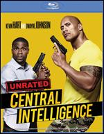 Central Intelligence [Unrated] [Blu-ray] - Rawson Marshall Thurber