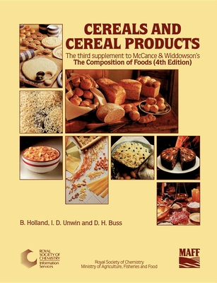 Cereals and Cereal Products: Rsc - Buss, David