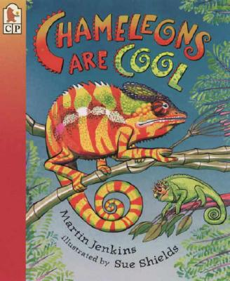 Chameleons Are Cool: Read and Wonder - Jenkins, Martin
