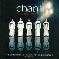 Chant: Amor et Passio - David Ianni (piano); Cistercian Monks of Stift Heiligenkreuz (choir, chorus)