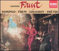 Charles Gounod: Faust - David Bell (organ); Jocelyne Taillon (mezzo-soprano); Marc Vento (baritone); Michele Command (soprano);...