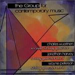Charles Wuorinen: Second String Quartet; Jonathan Harvey: String Quartet No. 1; Wayne Peterson: String Quartet No. 1
