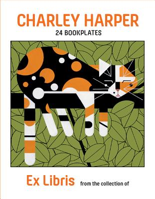 Charley Harper: Limp on a Limb Bookplates - Pomegranate (Creator)
