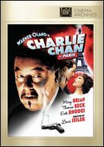 Charlie Chan in Paris - Lewis Seiler