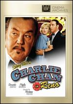 Charlie Chan in Reno - Norman Foster