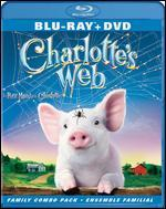 Charlotte's Web [French] [Blu-ray/DVD]