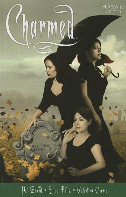 Charmed Season 10 Volume 1 - Shand, Patrick