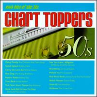 Chart Toppers: Rock Hits of the 50s - Various Artists