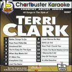 Chartbuster Karaoke: Terri Clark [15 Tracks] - Karaoke