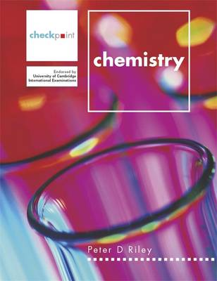 Checkpoint Chemistry - Riley, Peter D.