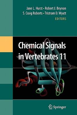 Chemical Signals in Vertebrates 11 - Hurst, Jane (Editor)