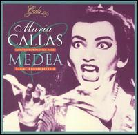 Cherubini: Medea - Carlos Guichandut (tenor); Elisabeth Carron (vocals); Fedora Barbieri (mezzo-soprano); Jon Vickers (tenor);...