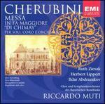 """Cherubini: Messa in Fa Maggiore """"Di Chimay"""""""