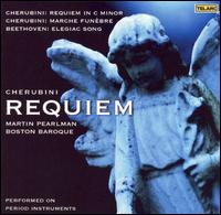 Cherubini: Requiem - Boston Baroque (choir, chorus); Boston Baroque