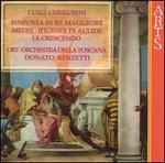 Cherubini: Sinfonia; Overtures
