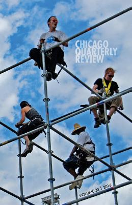 Chicago Quarterly Review Vol. 23 - Review, Chicago Quarterly, and Haider, Syed Afzal (Editor), and McKenzie, Elizabeth (Editor)